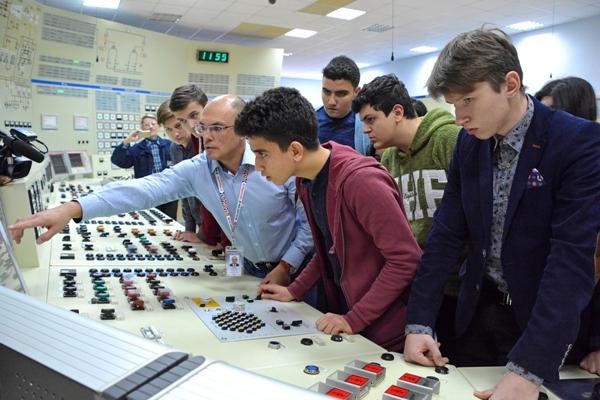 Гості з Туреччини познайомились з Рівненською АЕС