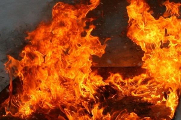 У Рівному сталася пожежа