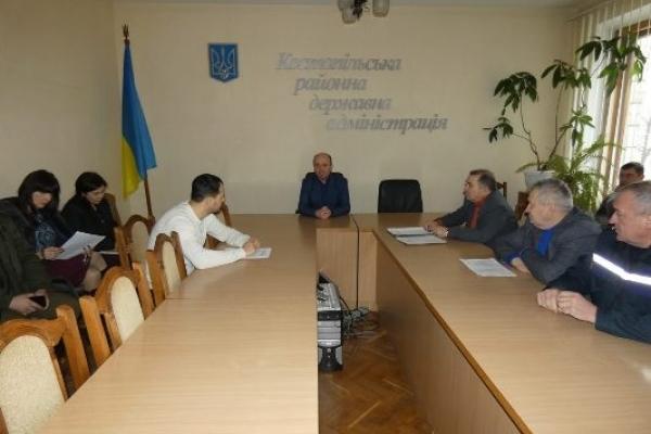 На Костопільщині відновлюється навчання у школах