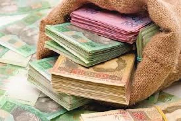 Бюджети Рівненщини отримали 17,5 мільйонів гривень