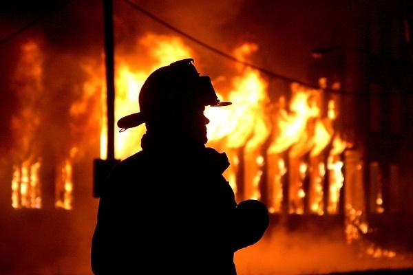 Володимирецькі рятувальники ліквідували пожежу в приватному господарстві