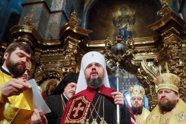 Від сьогодні, 3 лютого, митрополит Епіфаній офіційно на престолі (ВІДЕО інтронізації)
