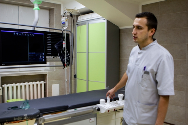 300 пацієнтів з інфарктом міокарда врятували лікарі Рівненської обласної лікарні у 2018 році