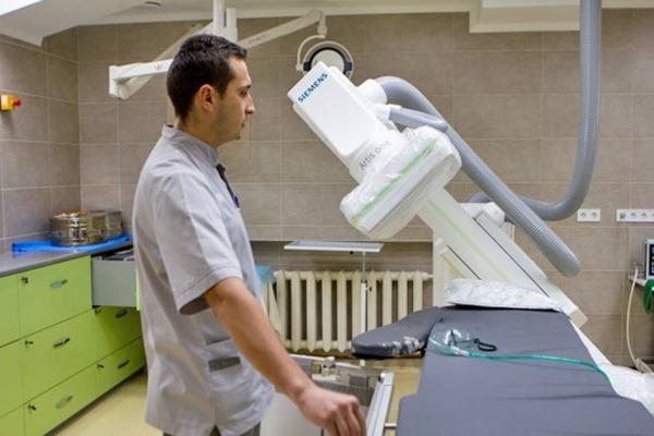 300 пацієнтів з інфарктом міокарда торік врятували лікарі Рівненської обласної лікарні