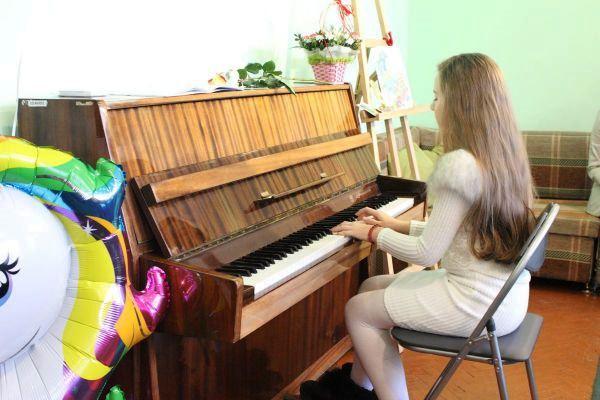 У Рівному презентували збірку юної композиторки і поетки Юліани Попович
