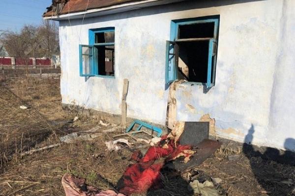 В хаті с. Мирне на Костопільщині згоріли двоє чоловіків