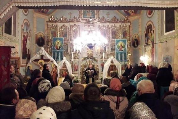 У Копиткові на Здолбунівщині настоятель не пускав до церкви парафіян, що перейшли до ПЦУ