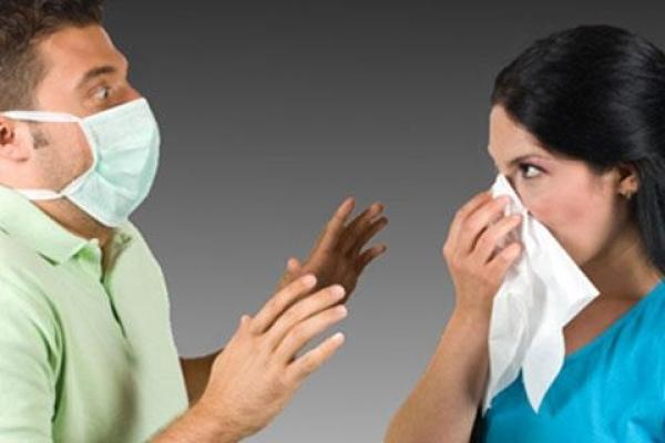 За минулий тиждень на грип та ГРВІ захворіло 8740 тисяч жителів  Рівненщини