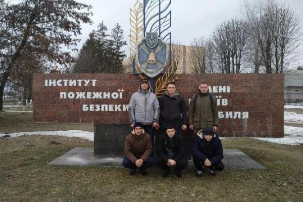 Рятувальники Рівненщини - учасники Чемпіонату  ДСНС України з гирьового спорту (ФОТО)