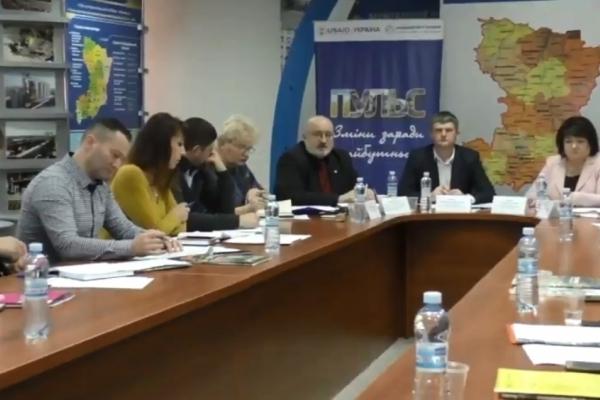 Громадам Рівненщини розповіли, як писати проекти та заохочували до ініціатив (Відео)