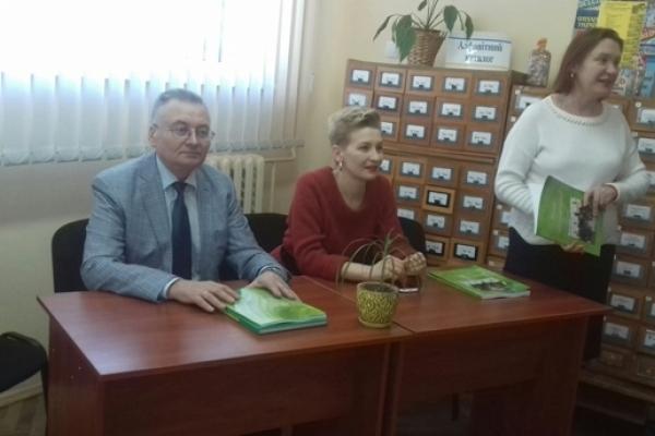 Рівненські літератори презентували літературно-художнє видання « Рівне літературне»