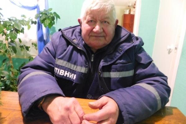 Постаті: як Іван Носальський з Млинівщини дільничного міліціонера «відшив»