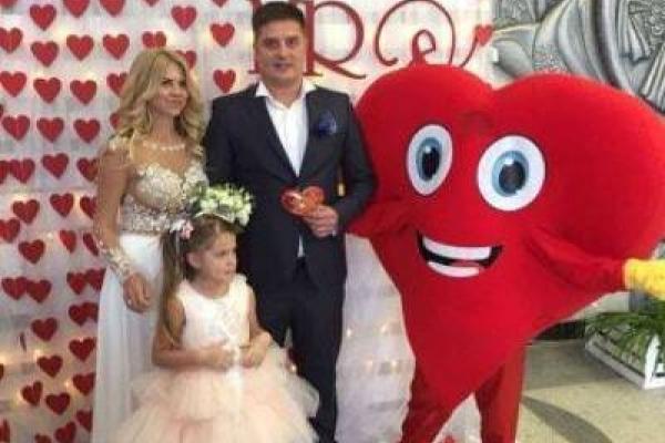 Як одружувались у день всіх закоханих на Рівненщині