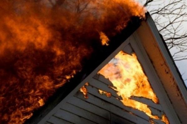 У Дубенському районі під час пожежі загинула людина