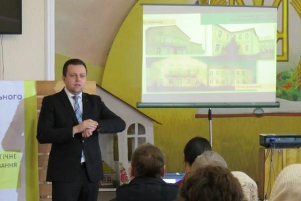 Одне з головних завдань Могилянської громади - будівництво освітніх, спортивних і медичних закладів