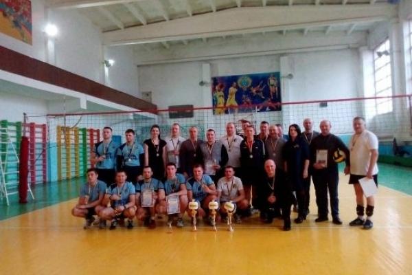 На Костопільщині відбувся відкритий турнір з волейболу серед чоловіків пам'яті І. С. Вовчука