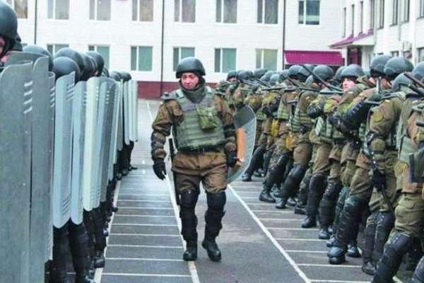 До Дня Нацгвардії гвардійці запустили конкурс