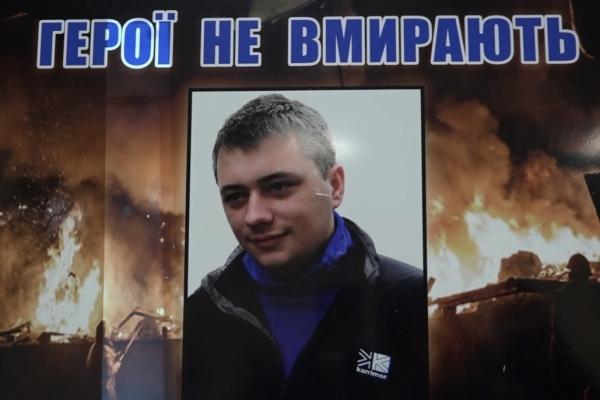 «Він був відкритим до життя», - таким пам'ятають Олександра Храпаченка у його рідному університеті (Відео)