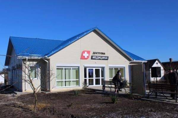 П'ятнадцять нових сільських амбулаторій запрацюють на Рівненщині