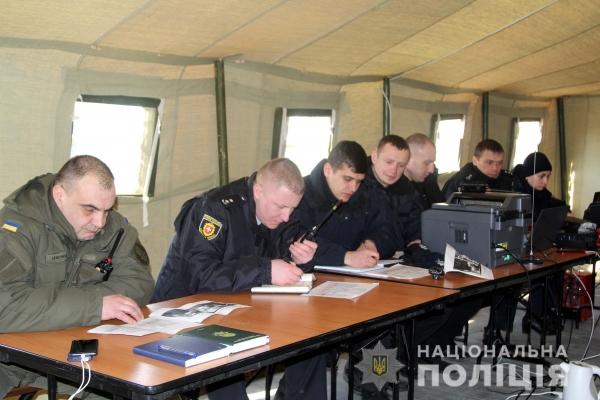 Підрозділи МВС готові забезпечити правопорядок під час проведення виборів на Рівненщині