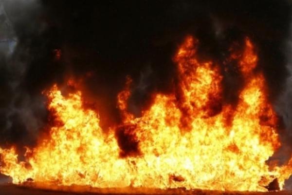 На Костопільщині під час пожежі загинув чоловік