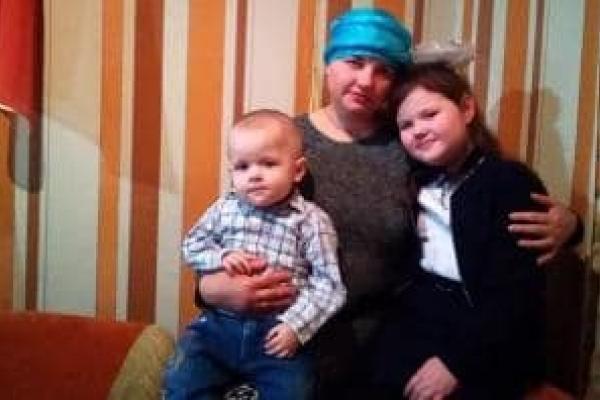 Мама двох чарівних діток потребує допомоги рівнян! (Фото)