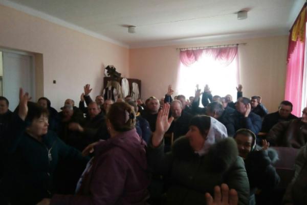 На Рівненщині ухвалили рішення про створення Каноницької ОТГ
