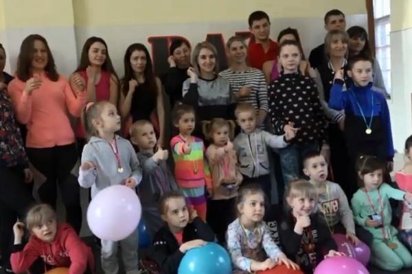 У Клевані батьки із дітьми започатковували нову традицію (Відео)