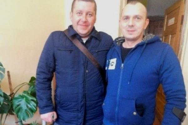 Братерство, хрещене війною – як Петра Хваса з Млинова підтримав бойовий товариш Юрій Кірись