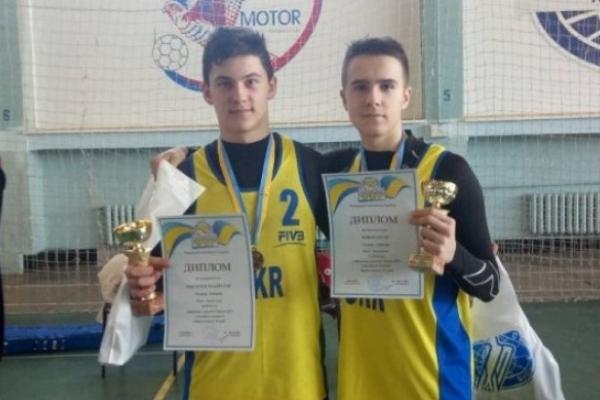 Рівненські волейболісти здобули призи Чемпіонату України