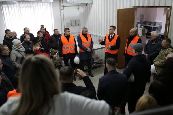 Наливайченко в Тернополі: «Держава дбатиме про українського товаровиробника!» (Відео)