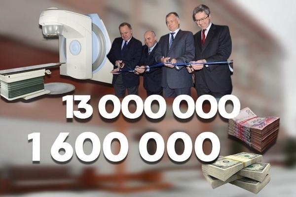 31 мільйон: схема сумнівної закупівлі для Рівненського онкодиспансеру (Відео)