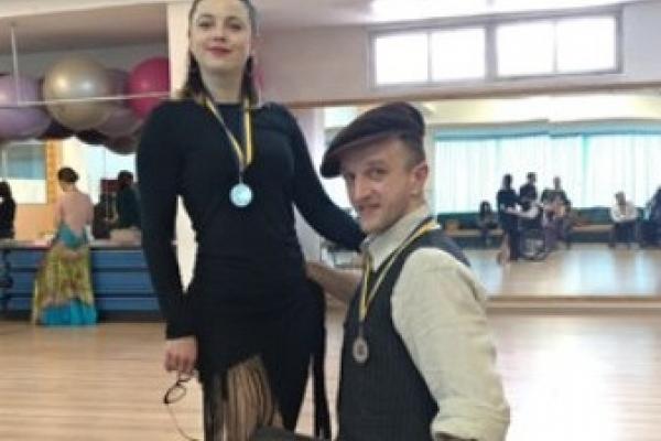 Рівненські спортсмени-танцюристи  привезли нагороди з Києва