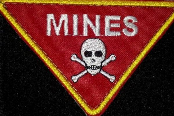 На Володимиреччині за 150 метрів від залізничної колії виявлено 26 мінометних мін
