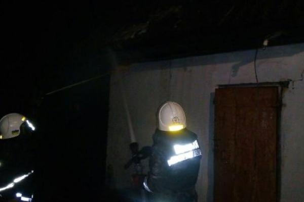 У Острозі під час пожежі загинула людина