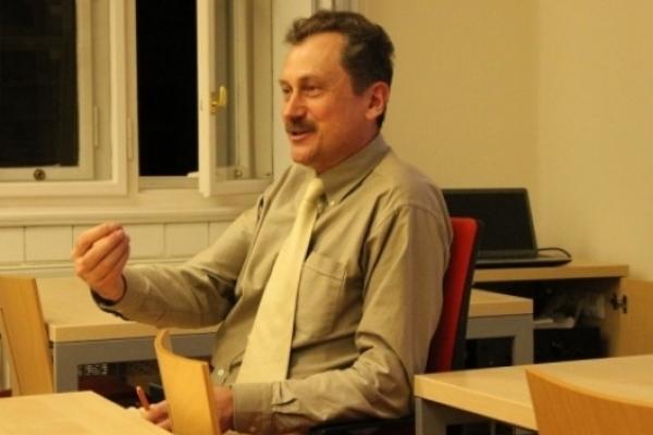У Рівному відбудеться зустріч з професором Познанського університету ім. Адама Міцкевича Ярославом Поліщуком