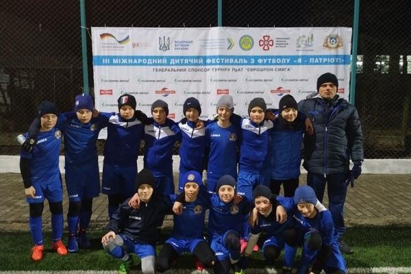 Дитячий фестиваль з футболу, що проходить на Рівненщині, набув міжнародного статусу (Фото)