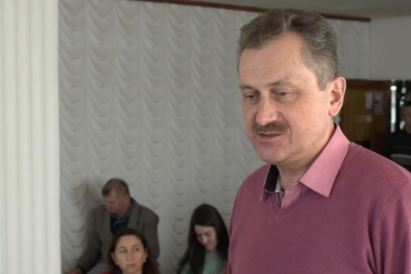Ярослав Поліщук презентував рівнянам книгу «Гібридна топографія» (Відео)