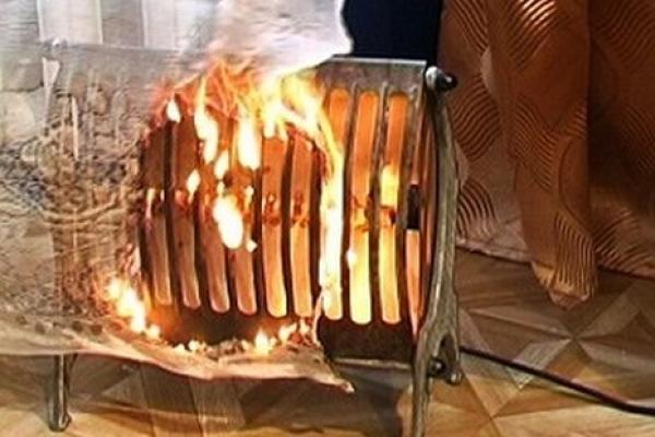 На Поліссі отримав опіки 63-річний сусід господаря, в домі якого сталася пожежа