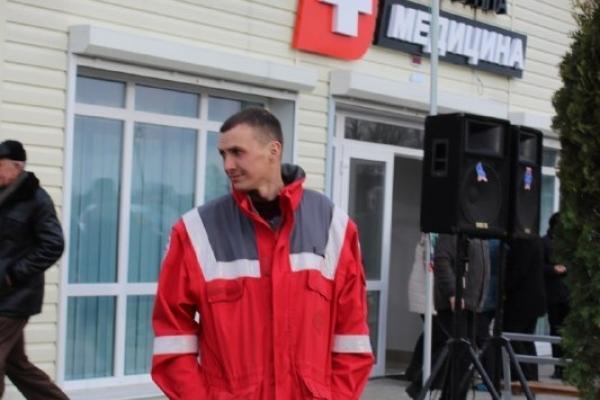 Зірненська сільська амбулаторія на Березнівщині відкрила двері для перших пацієнтів
