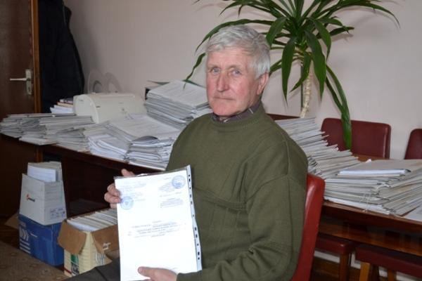 На Рівненщині зареєстрували як юридичних осіб першу тридцятку релігійних громад ПЦУ