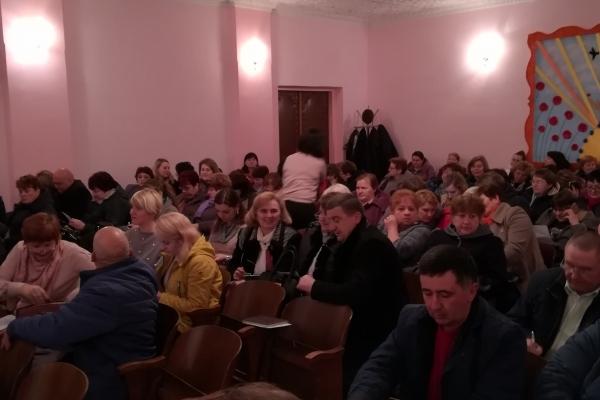 У Дубровиці рятувальники провели навчання працівників освіти району