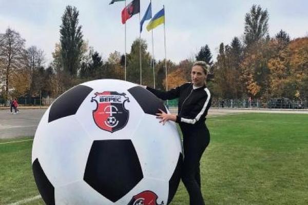 Як ФК «Верес» підтримує Млинівську громаду