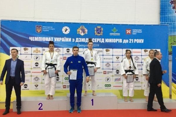 Рівнянка виборола «срібло» на Чемпіонаті України
