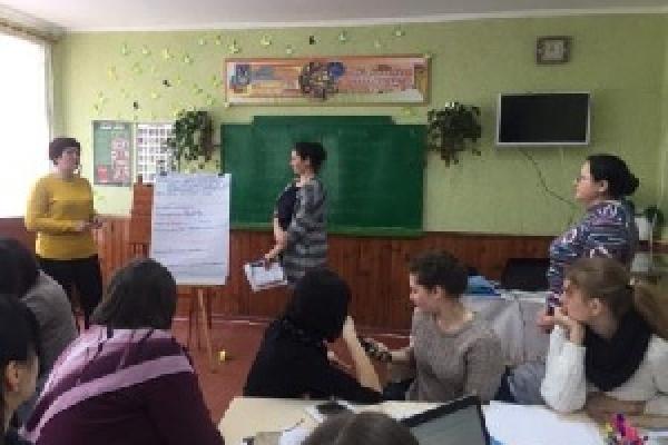 На Рівненщині відбувся семінар-практикум вчителів біології