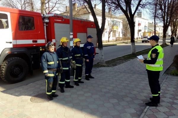 У Костополі рятувальники провели тактико-спеціальні навчання
