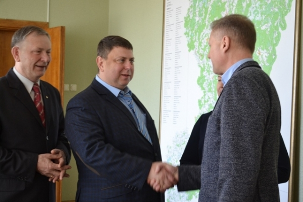 Рівненщину відвідав заступник голови Національної служби посередництва і примирення