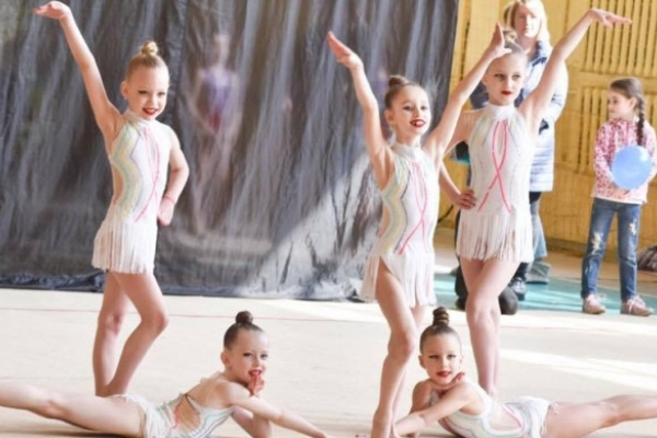 Рівненські гімнастки змагатимуться за перемогу на Чемпіонаті України