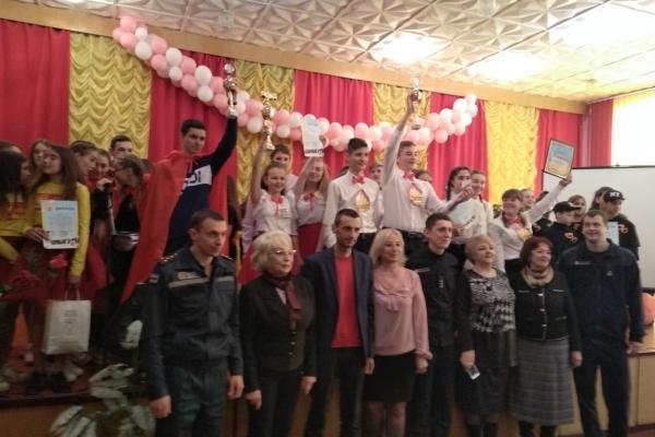 На Рівненщині завершився етап ХХV Всеукраїнського фестивалю Дружин юних пожежних