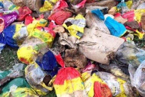 На Рівненщині  знову інцидент із львівським сміттям
